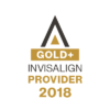 Gold+ Invisalign Preferred Partner 2018